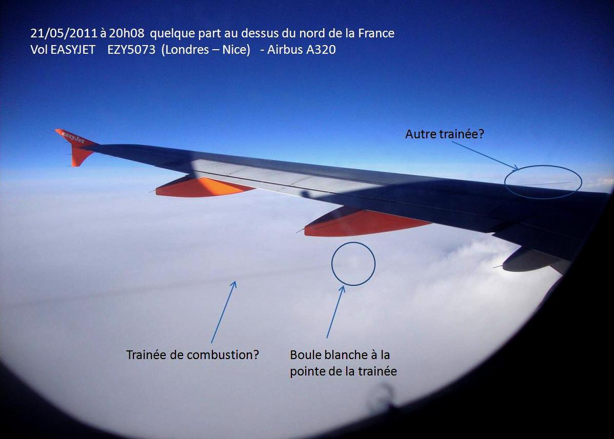 Vol easyjet for Interieur avion easyjet